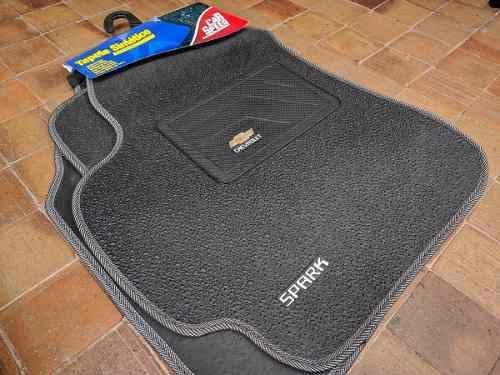 Tapete Sintetico Chevrolet Spark Life Go Ls Accesorios Carro