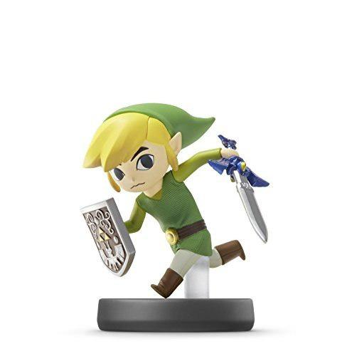 Toon link amiibo super smash bros series