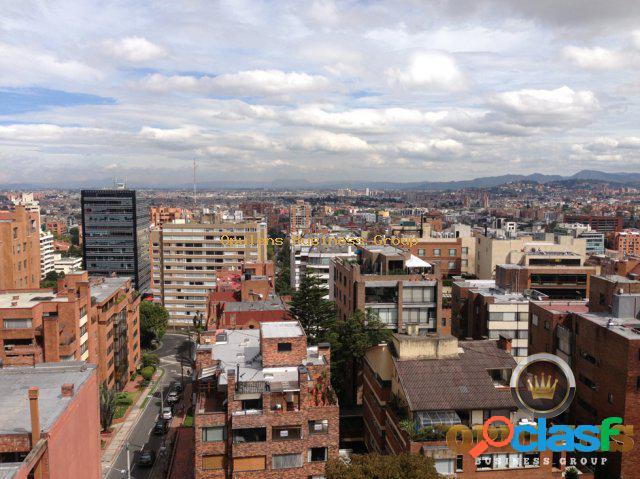 Apartamento en Venta en Rosales en Bogota E113