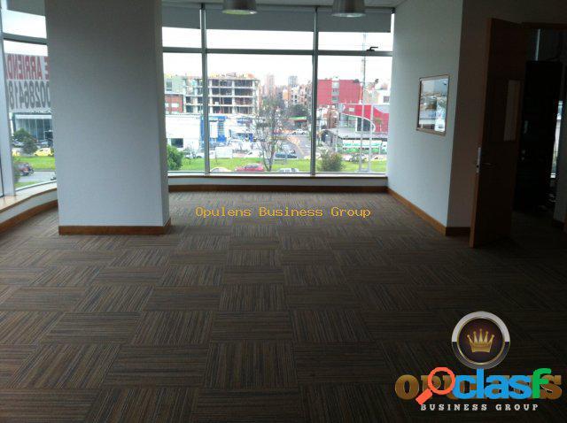 Oficina en Arriendo en Bogotá Santa Ana Oriental E143