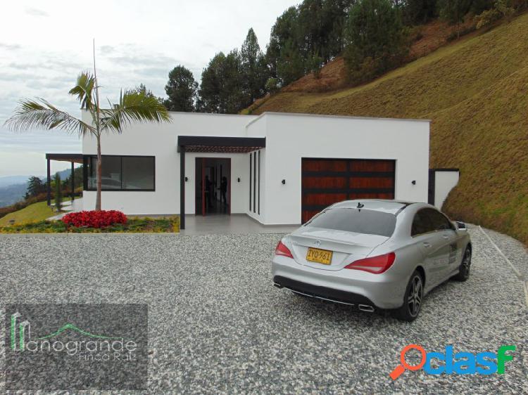 Casa El Retiro Unidad Cerrada Vía Don Diego - La Ceja 1