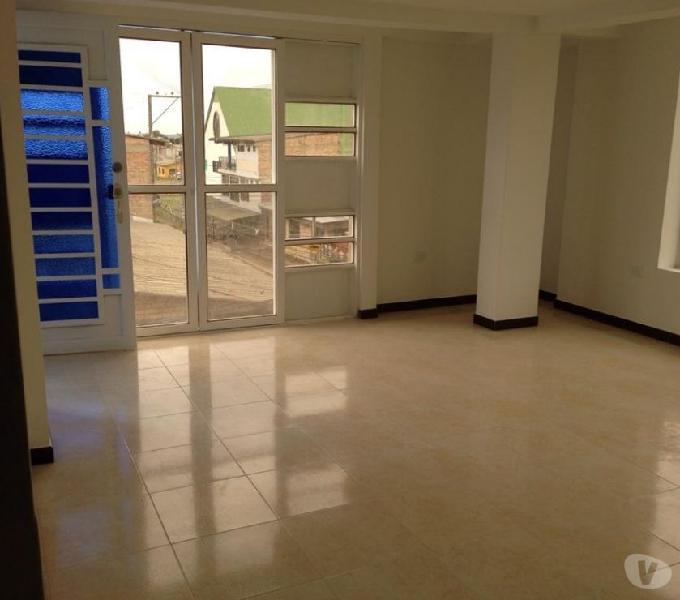 Arrendo apartamento nuevo en el barrio la paz