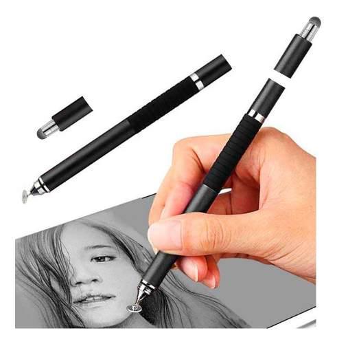 Lápiz digital punta fina, táctil y bolígrafo,