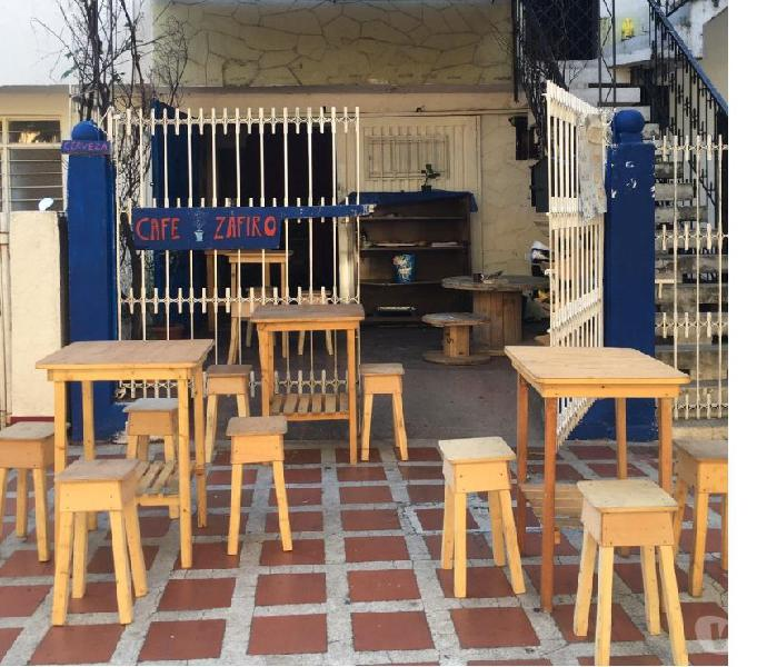 Se vende Cafe y bar: CAFE ZAFIRO