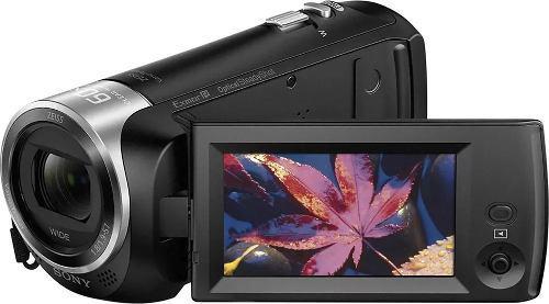Camara videocamara sony hdr cx405 hd con sensor exmor r