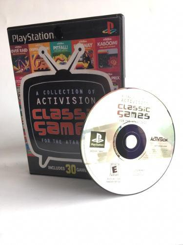 Classic games - play station