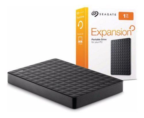 Disco duro externo 1 tera seagate expansion ps4 xbox nuevo