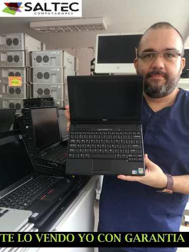 Portatil Dell Latitude 2100 Atomx2 1.60ghz 2gb/80gb 1 Año