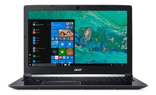Portátil Acer 57tz Core I5 8va 4gb 1tb Gtx 1050 4gb Win10