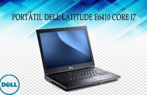 Portátil Corporativo Dell Latitude E6410 -intel Core
