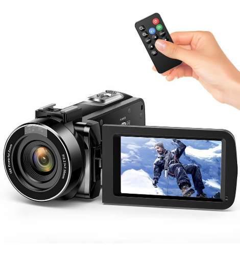 Videocámara videocámara, grabador de cámara digital