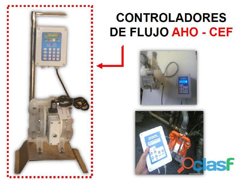 CONTROLADORES DE FLUJO