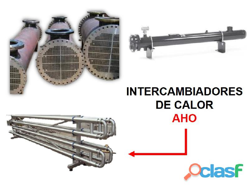 Intercambiadores de calor aho