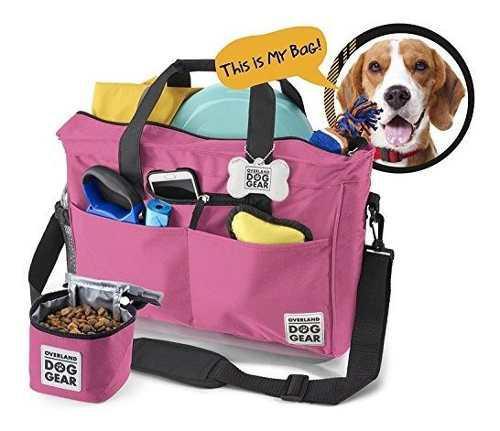 Bolsa de viaje para el dia bolsa de viaje para perros de tod