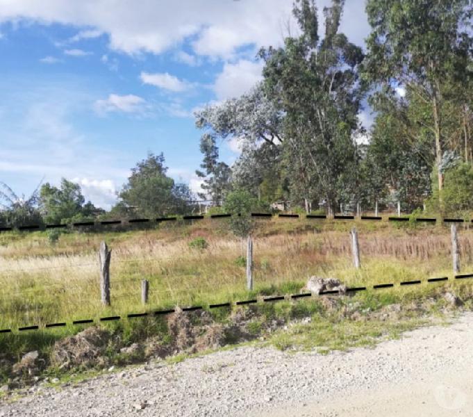 De oportunidad lote en Puente Florez-mejor sector Sogamoso.