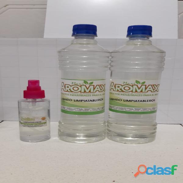 Limpiatableros liquido x litro