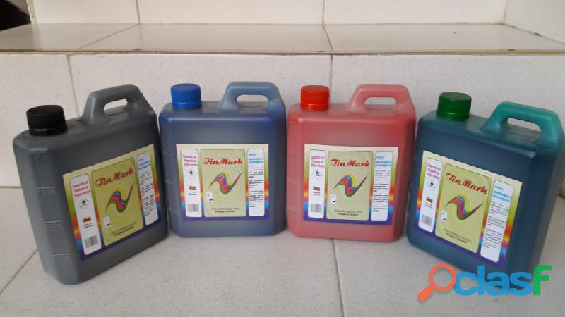 Tinta para marcador borrable litro