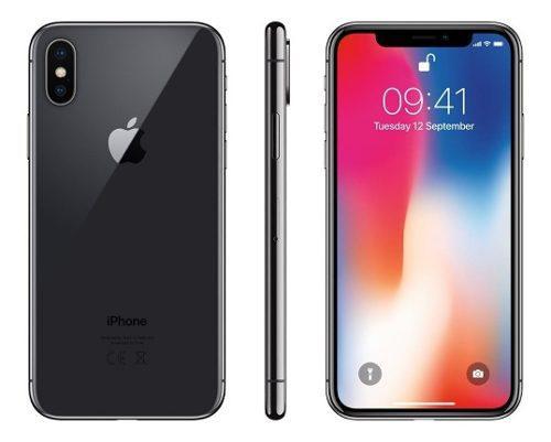 Celular iphone x de 64gb 4g lte libre garantia 1 año