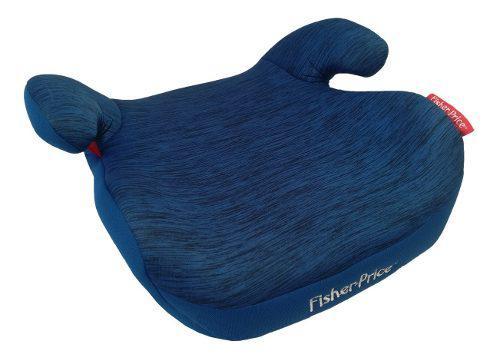 Silla Carro Fisher Price Booster Prixi Grupo 2+3 Azul