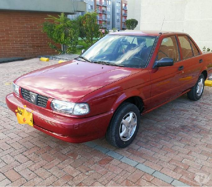 Venpermuto Nissan Sentra como nuevo