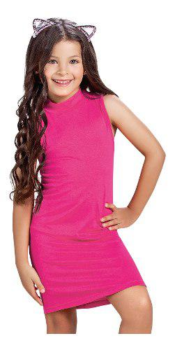 Vestido Infantil Femenino Marketing Personal 46987