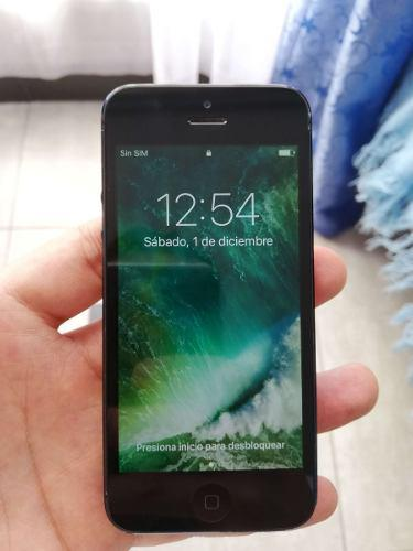 iPhone 5 Black 16gb - Para Reparar