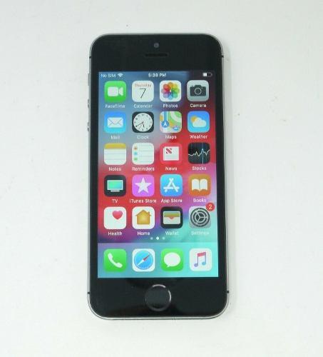 iPhone 5s 16gb Libre Garantia Envio Gratis