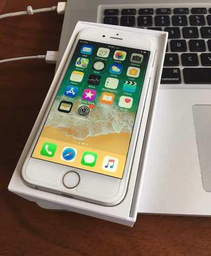 iPhone 6 Plus 16gb Blanco Intacto Todo