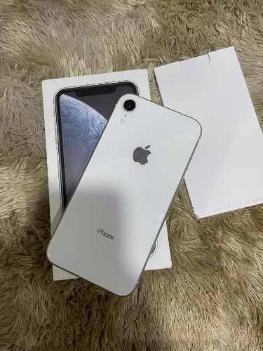iPhone Xr 64 Gb Garantía Apple