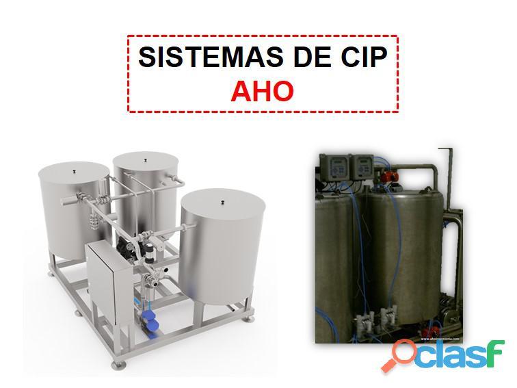 SISTEMAS DE CIP