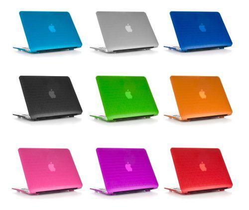 Carcasa / Case + Protector Teclado Macbook Air 13 Español