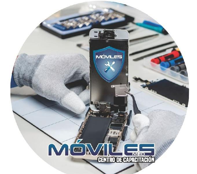 Diplomado reparación de celulares y tablets