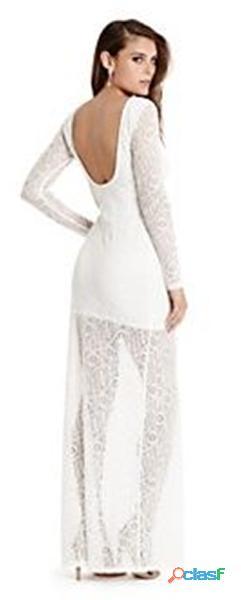 Alquiler de vestidos blancos en encaje para mujer en itagui   las mercedes