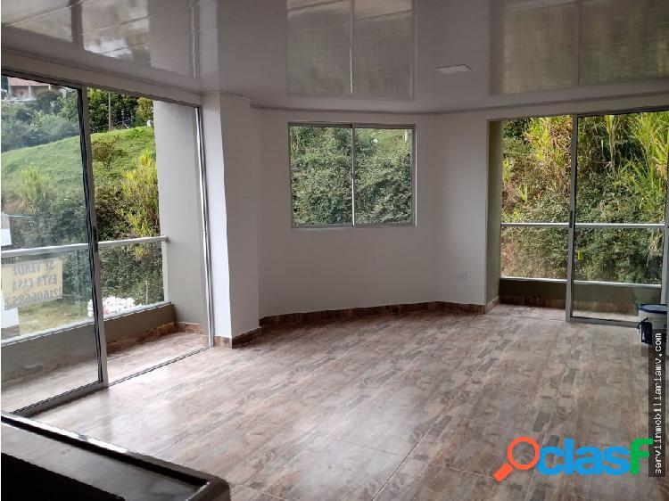 Vendo apartamento 2do piso marinilla $200'
