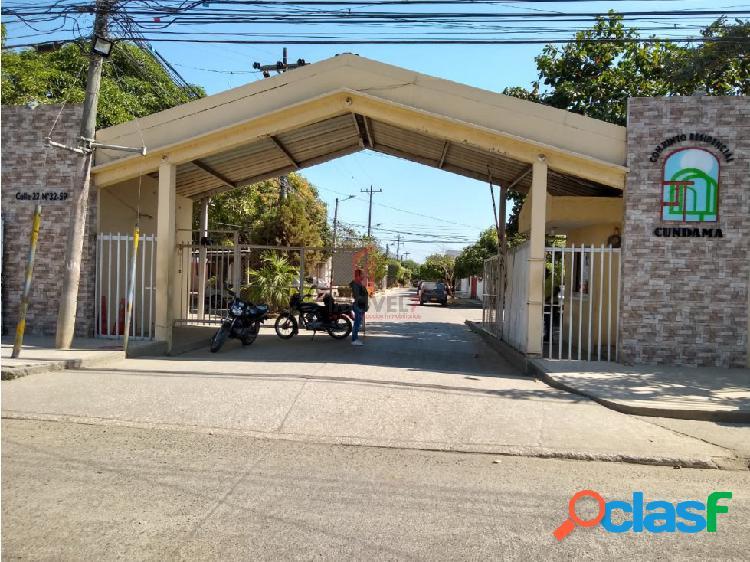 Casa en urbanización cundama