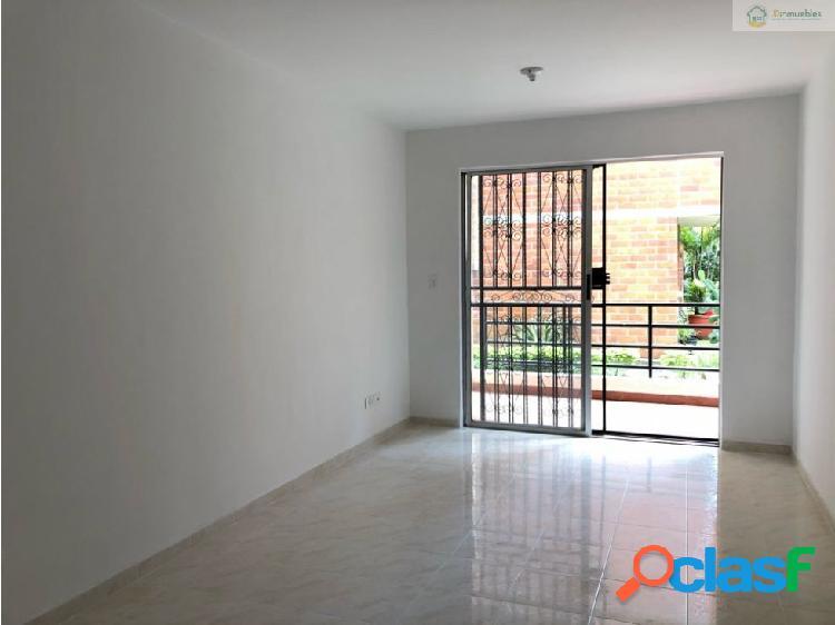 Venta de apartamento en primer piso en jamundí