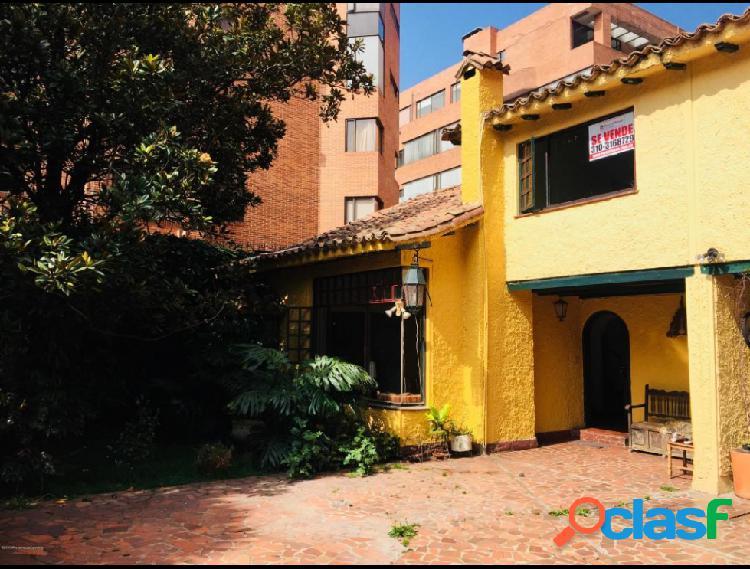 Vendo Casa La Carolina(Bogota) IC MLS 20-124