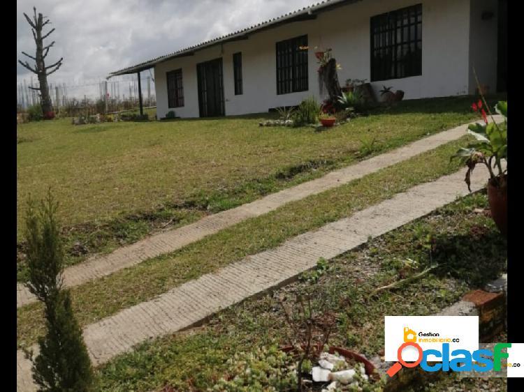 Casa campestre parcelacion ciudad verde - popayán