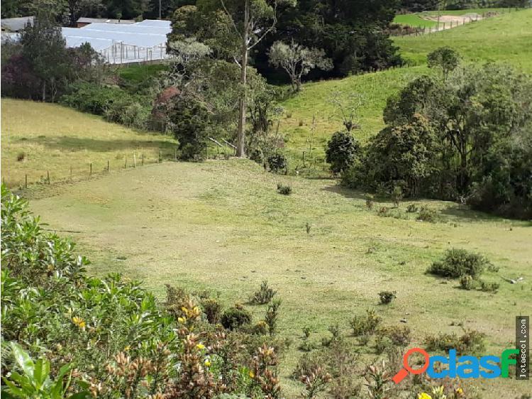 Lote Loma del Escobero, parte alta