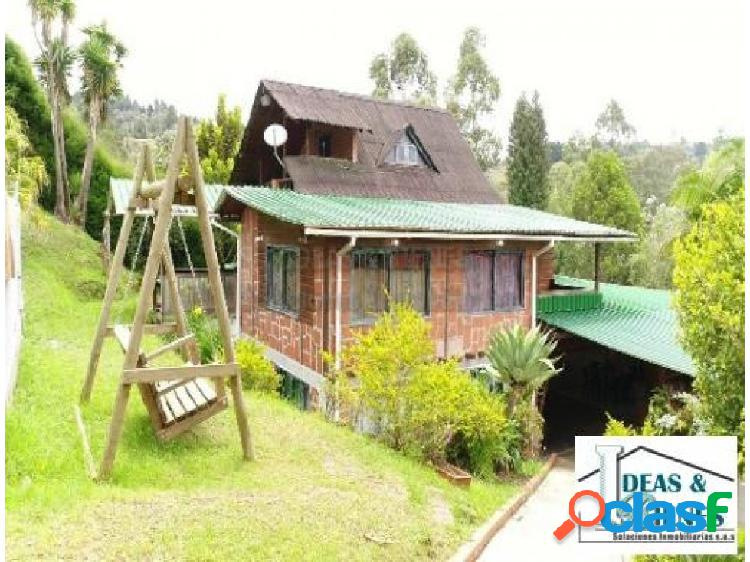 Casa Campestre En Venta Guarne