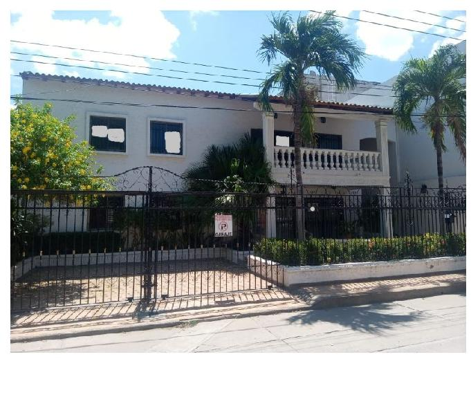Edificio Bifamiliar en el centro de Riohacha