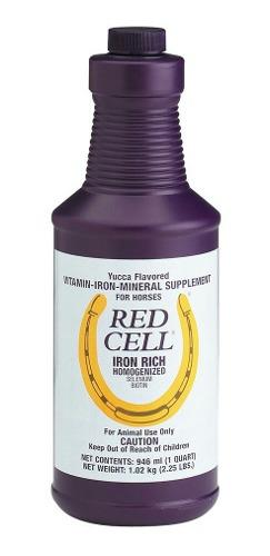 Red Cell Multivitaminico Hierro Minerales