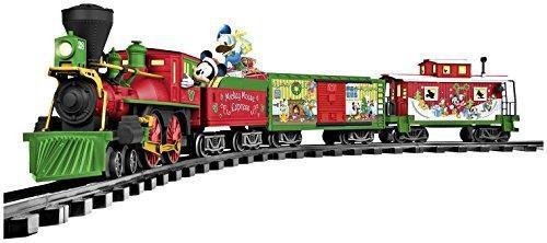 Set de tren de lionel mickey mouse disney listo para jugar