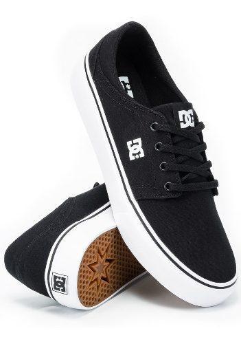 Zapatos tenis dc shoes trase tx