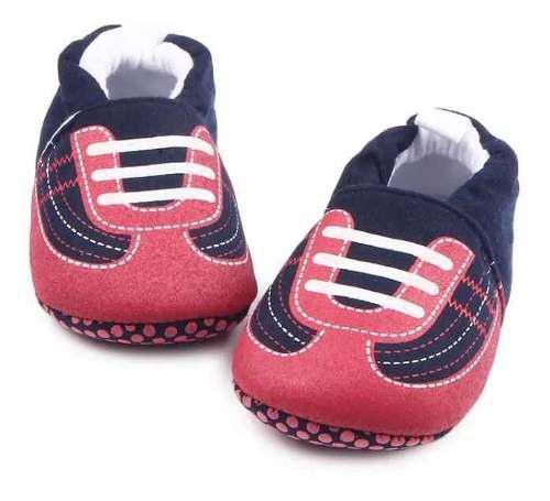 Babuchas zapatos para bebé 6 a 12 meses