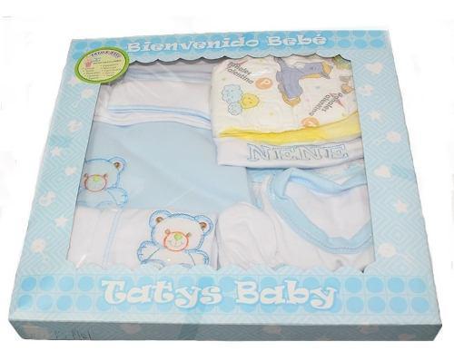 Bebé primera muda niño, niña. toalla, pantalón, camisa y