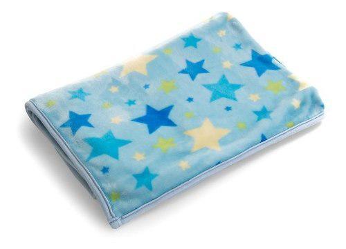 Cobija cobertor térmico para bebés antialérgico doble faz