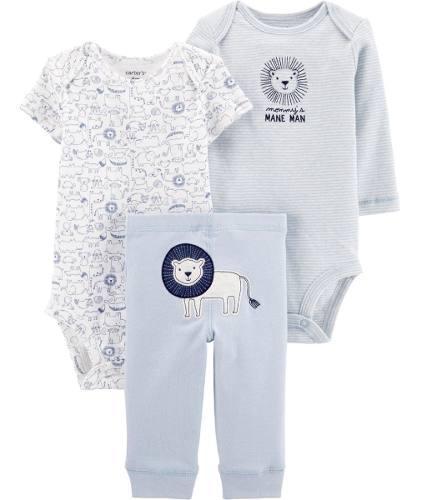Conjuntos de 3 piezas carter's bebe / niña / niño