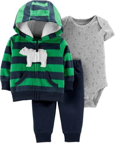 Conjuntos térmico ropa carter's bebé 3 meses, bogotà.