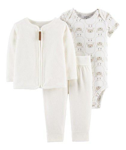Set carters niño bebé chaqueta conjunto original